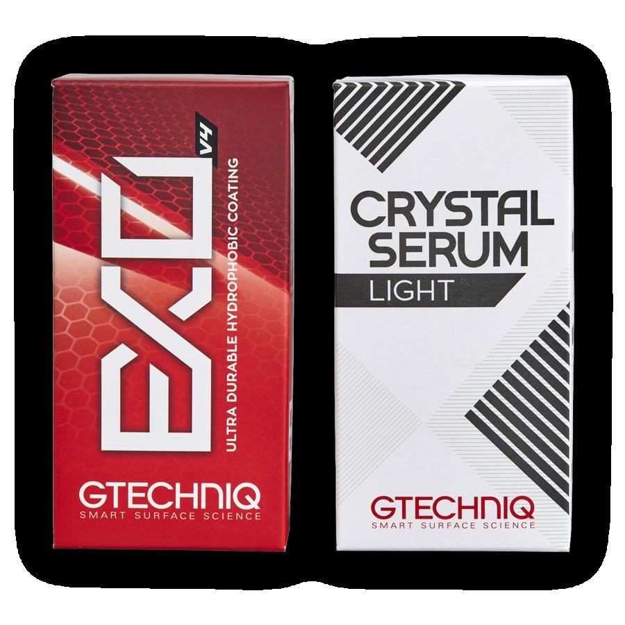 Снимка на Crystal Serum Light & Exo v4
